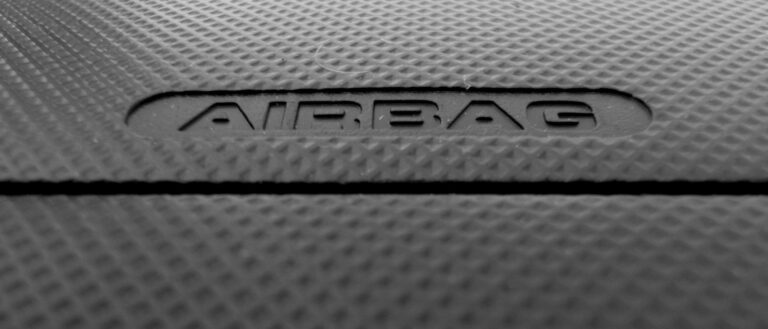 ремонт srs airbag