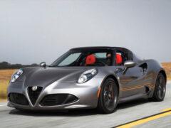Alfa Romeo 4C 2013-2016