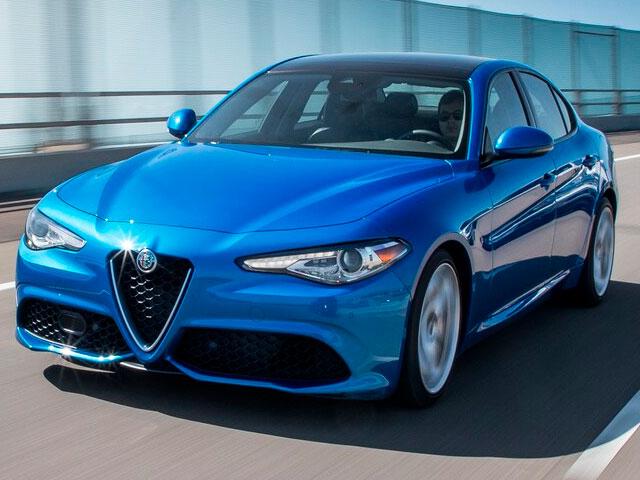 Alfa Romeo Giulia 2016-2020