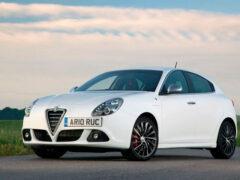 Alfa Romeo Giulietta 2010-2016