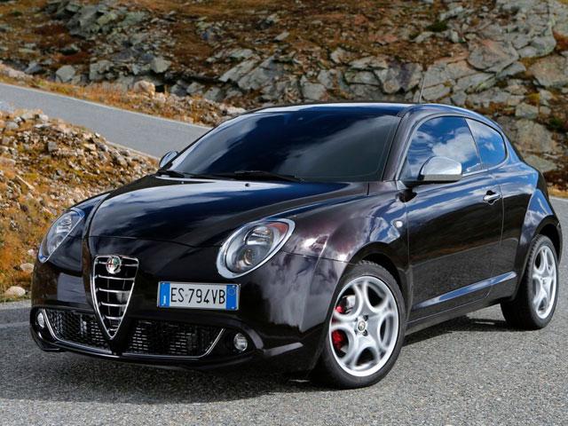 Alfa Romeo MiTo 2008-2020