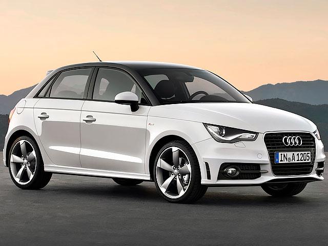 Audi A1 2015-2018