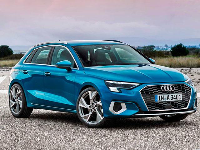 Audi A3 8Y Mk1 | 2020-2020