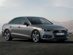 Audi A4 B9 Mk2 | 2019-2020