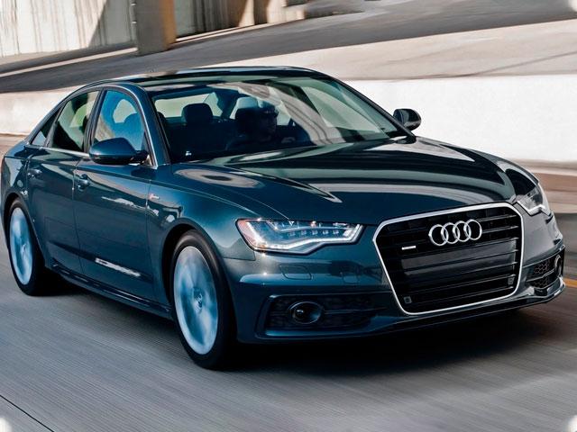 Audi A6 С7 Mk1 | 2011-2014