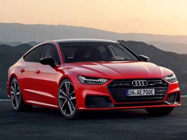 Audi A7 2018-2020