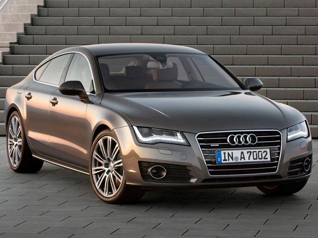 Audi A7 4G Mk1 | 2010-2014