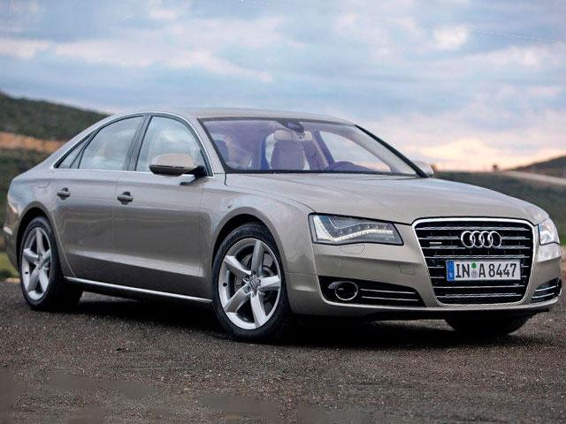 Audi A8 D4 Mk1 | 2010-2014
