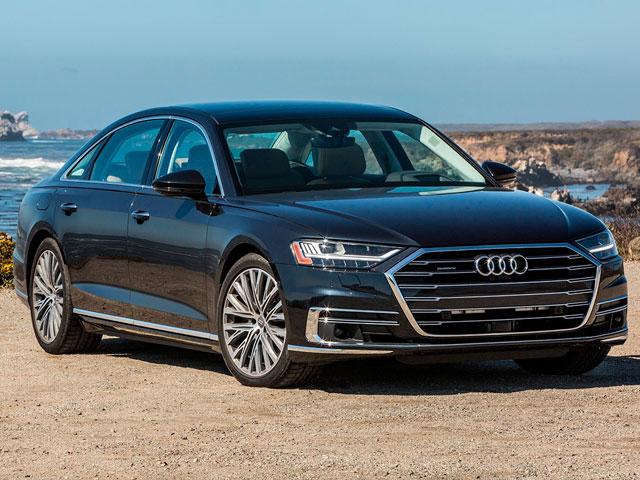 Audi A8 D5 | 2018-2020