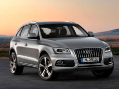 Audi Q5 8R Mk2 | 2012-2017