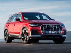 Audi Q7 2019-2020