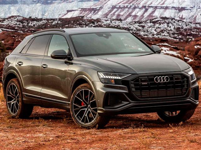 Audi Q8 2018-2020