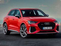 Audi RS Q3 F3 Mk1 | 2020-2020