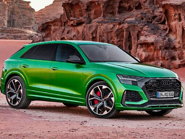 Audi RS Q8 2020-2020
