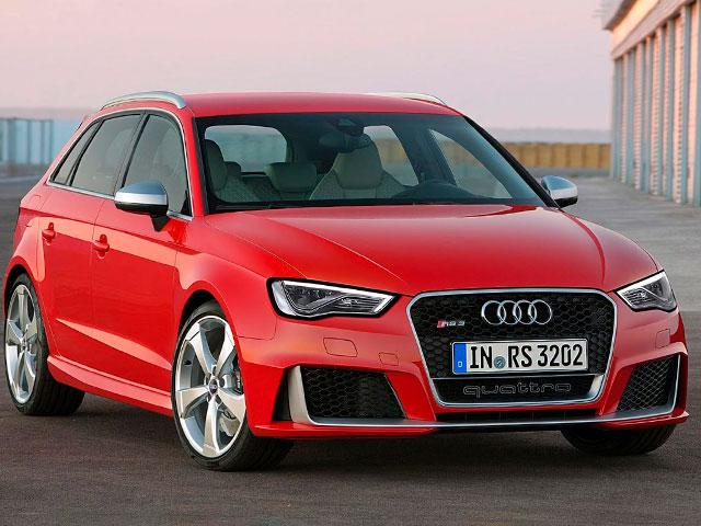 Audi RS3 8V Mk1   2015-2016