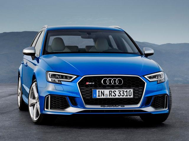 Audi RS3 8V Mk2 | 2017-2020