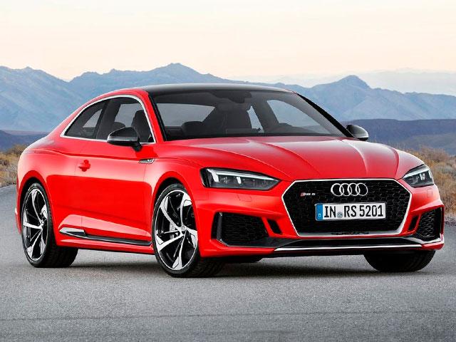Audi RS5 2017-2020