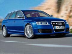 Audi RS6 C6 | 2007-2012