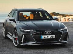 Audi RS6 C8 Mk1 | 2020-2020