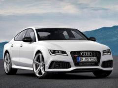 Audi RS7 4G Mk1 | 2013-2014