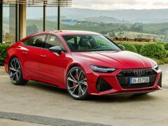 Audi RS7 4K Mk1 | 2020-2020