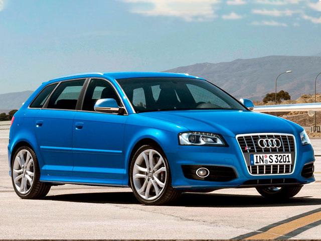Audi S3 8P Mk2 | 2008-2012