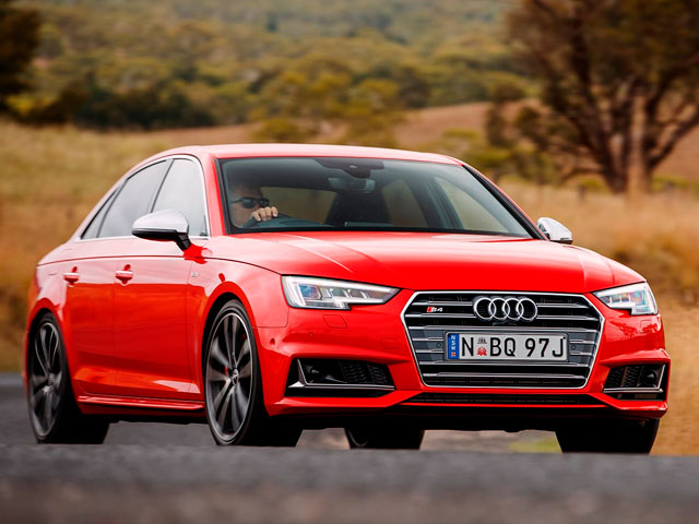 Audi S4 B9 | 2016-2020