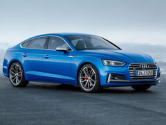 Audi S5 2016-2020