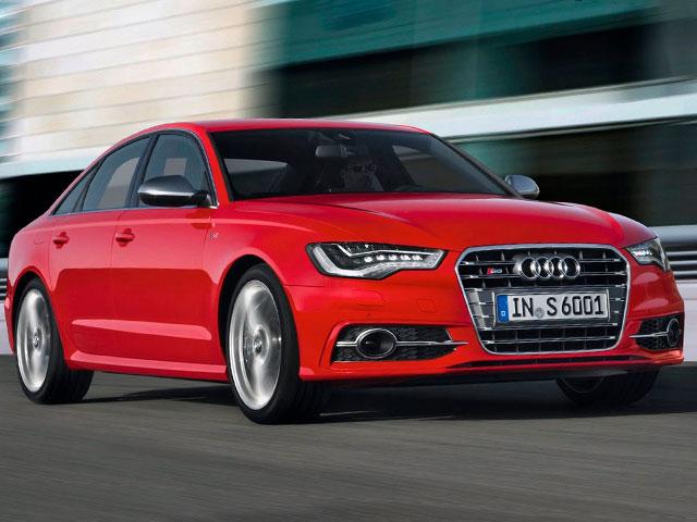 Audi S6 C7 Mk1 | 2012-2014
