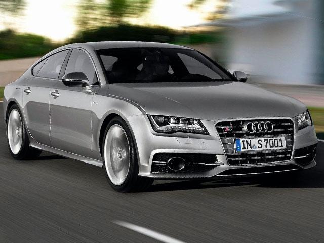 Audi S7 4G Mk1 | 2012-2014