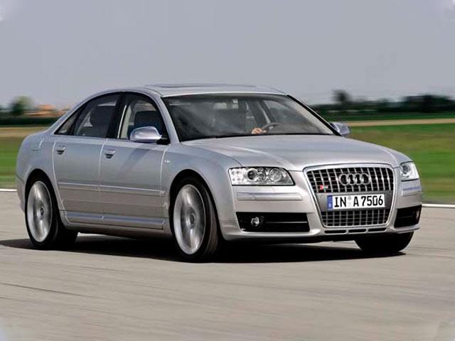 Audi S8 D3 Mk2 | 2007-2011