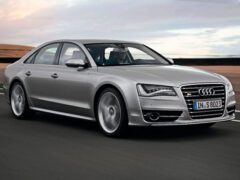 Audi S8 D4 Mk1 | 2012-2013