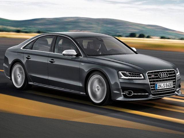 Audi S8 D4 Mk2 | 2013-2019