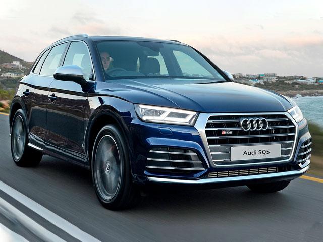 Audi SQ5 2017-2020