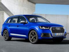Audi SQ7 4M | 2016-2020