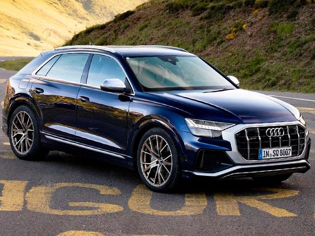 Audi SQ8 4M | 2016-2020