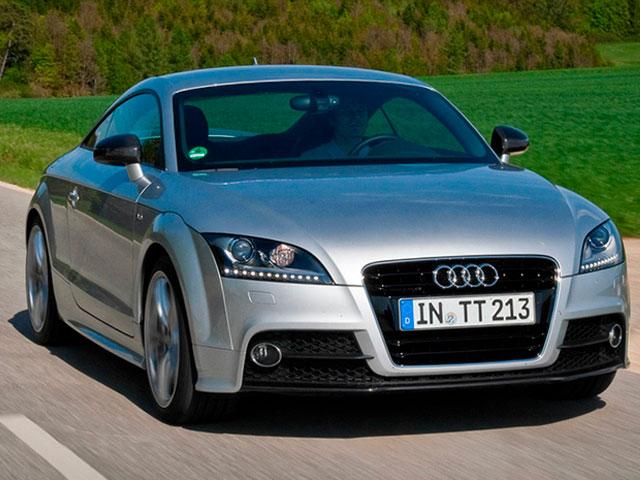Audi TT 8J Mk2 | 2010-2014
