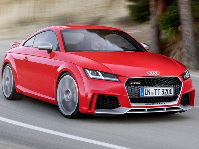Audi TT RS 8S | 2016-2020